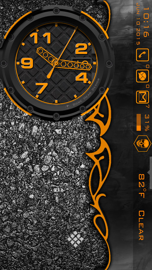 WatchMaker Live Wallpaper- screenshot