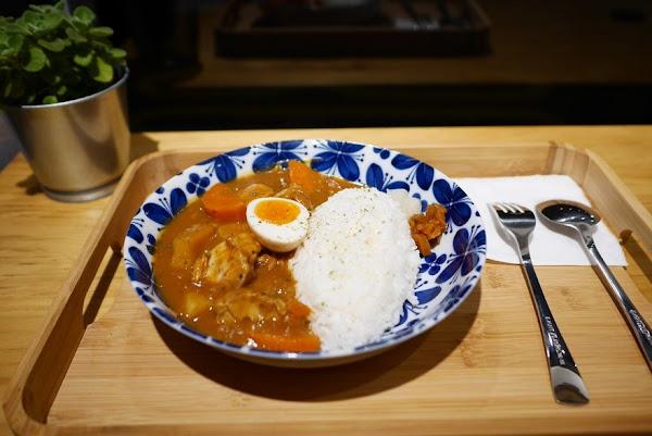 大安 NoName咖哩カレーライス專門店 沒有名字的低調平價咖喱