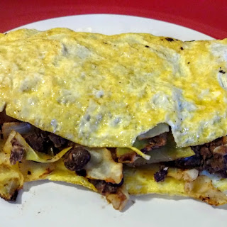 Vegetarian Cabbage Roll Omelet Recipe