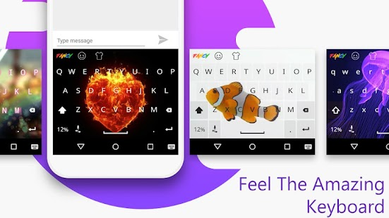 Fancy Keyboard Live & Animated- screenshot thumbnail