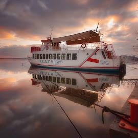 by Χρήστος Λαμπριανίδης - Transportation Boats