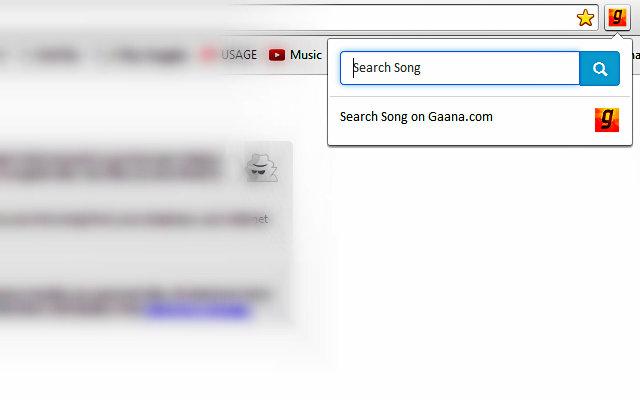 Gaana Search