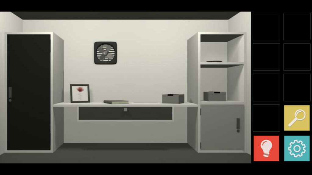 EscapeGame OneScene- screenshot