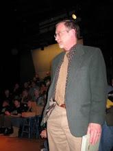 Photo: Chuck Logan, Vietnam Veteran and novelist
