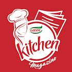 مجلات مطبخ قودي icon