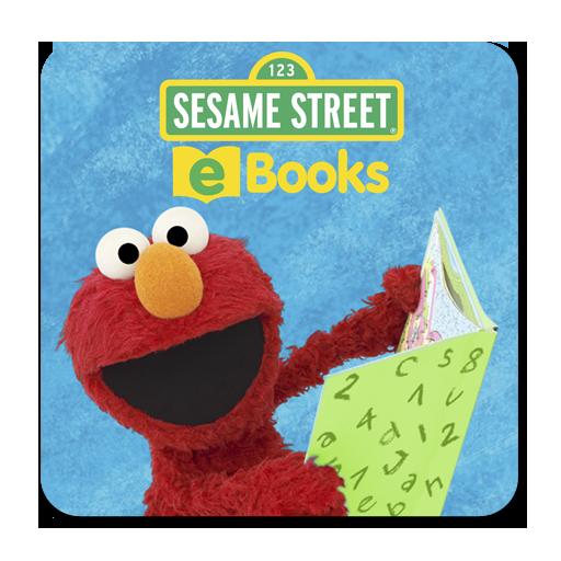 Sesame Street eBooks