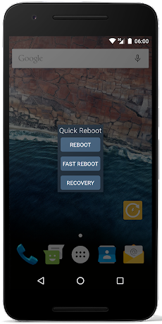 Quick Reboot Pro [ROOT] 1.4.1 Patched APK