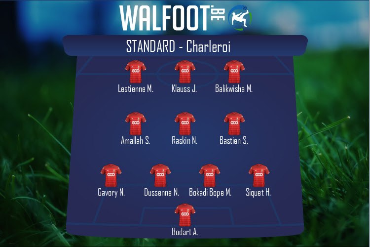 Standard (Standard - Charleroi)