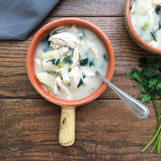 Chicken Chowder Low Calorie Recipes