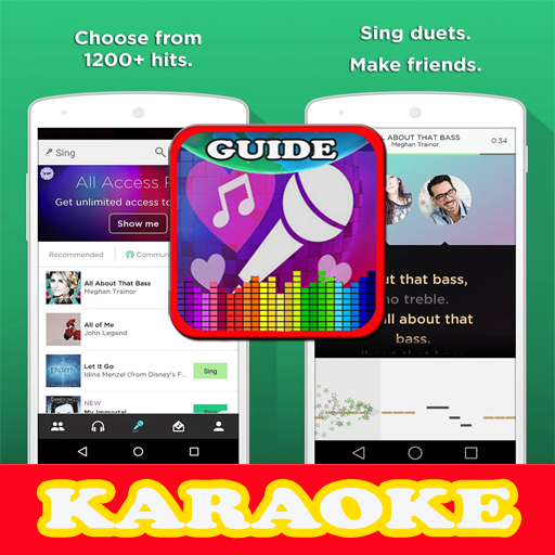 Download New :Sing! Karaoke Smule Guide Google Play
