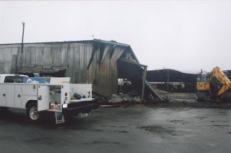 Photo: Demolition Of Manufacturing Plant In Camak, Georgia.