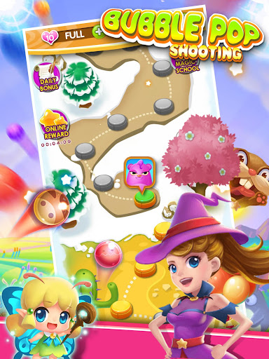 Bubble Pop - Classic Bubble Shooter Match 3 Game apkpoly screenshots 6