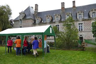 Photo: Façade ouest du Château