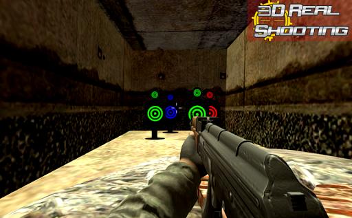 Real Gun Shooting Practice : Shooting Range android2mod screenshots 2