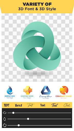 3D Logo Maker: Create 3D Logo and 3D Design Free Apk 2