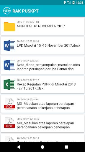 PUSKPT Kementerian PUPR 1.3 screenshots 7