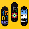 Watchfaces for Mi Band 4 icon