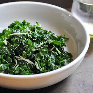 Lacinato Kale Salad.