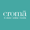 Croma, DT Mega Mall, Gurgaon logo
