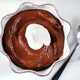 Sweet Potato Chocolate Mousse