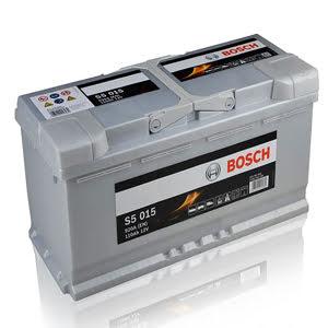 Bosch 12V 110Ah S5015 - Startbatteri