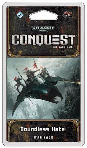 Warhammer 40K Conquest LCG: Boundless Hate War Pack