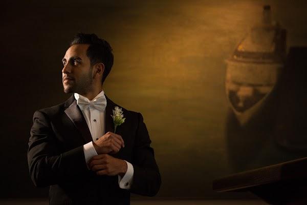 Wedding photographer Mino Mora (minomora). Photo of 05.01.2017