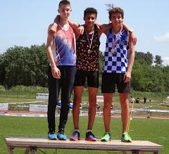 Photo: Champion de Gironde Mi2 Longueur Brice AILOUNAKIN