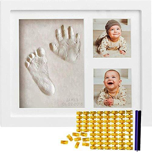Baby Hand and Foot Print Kits-- Co little Baby Handprint and footprint kit