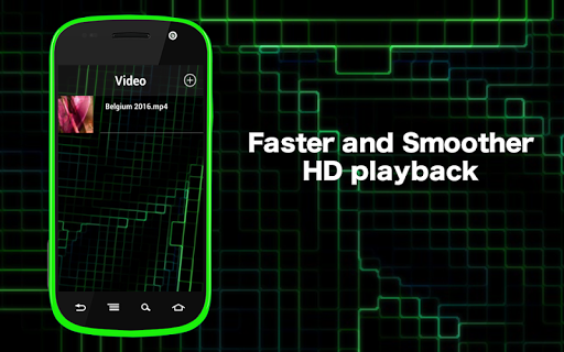 Real 4K HD video player