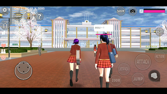 SAKURA School Simulator 2