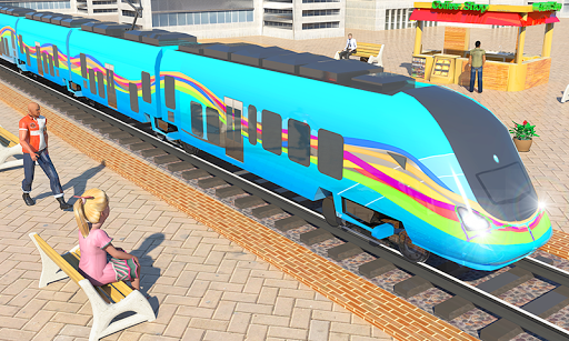 Indian Train City 2019 u2013 Oil Trains Game Driving filehippodl screenshot 3