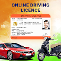 Online Driving License Guide icon