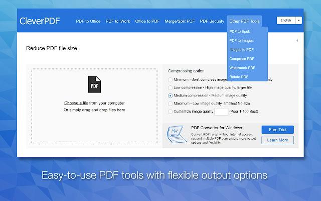 CleverPDF - Free PDF Tools