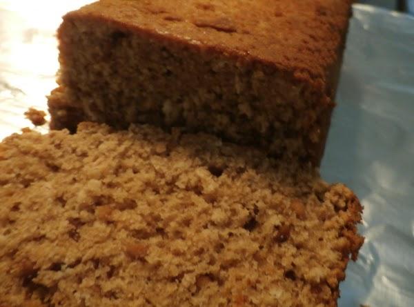 Peanut Butter Oat Bread Recipe