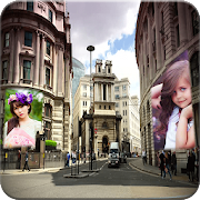 Street Poster Dual Photo Frame APK for Ubuntu