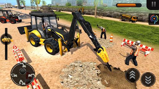 Beach House Builder Construction Games 2018 apkpoly screenshots 9