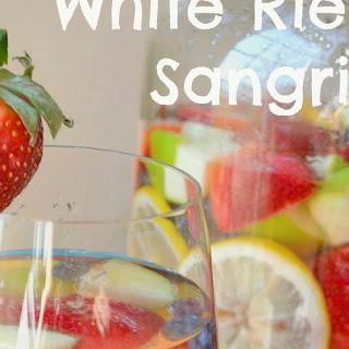 White Riesling Sangria.