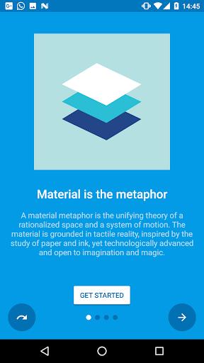 玩免費程式庫與試用程式APP|下載Demo material-intro app不用錢|硬是要APP