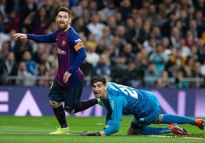 """""""Troublant"""": Messi appréhende la reprise à huis clos"""