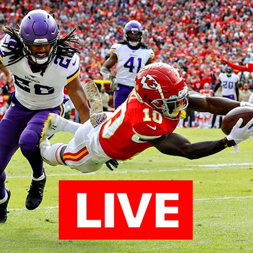 Watch NFL Live Streaming Free screenshot 1