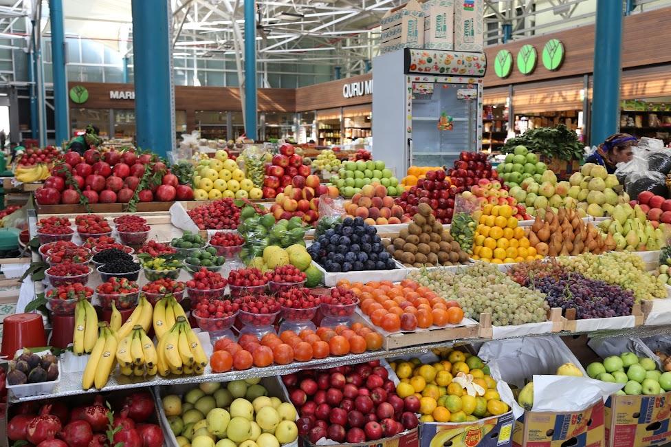 Azerbejdżan, kuchnia, owoce, kuchnia Azerbejdżanu