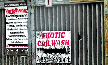 Photo: Dresden - car wash