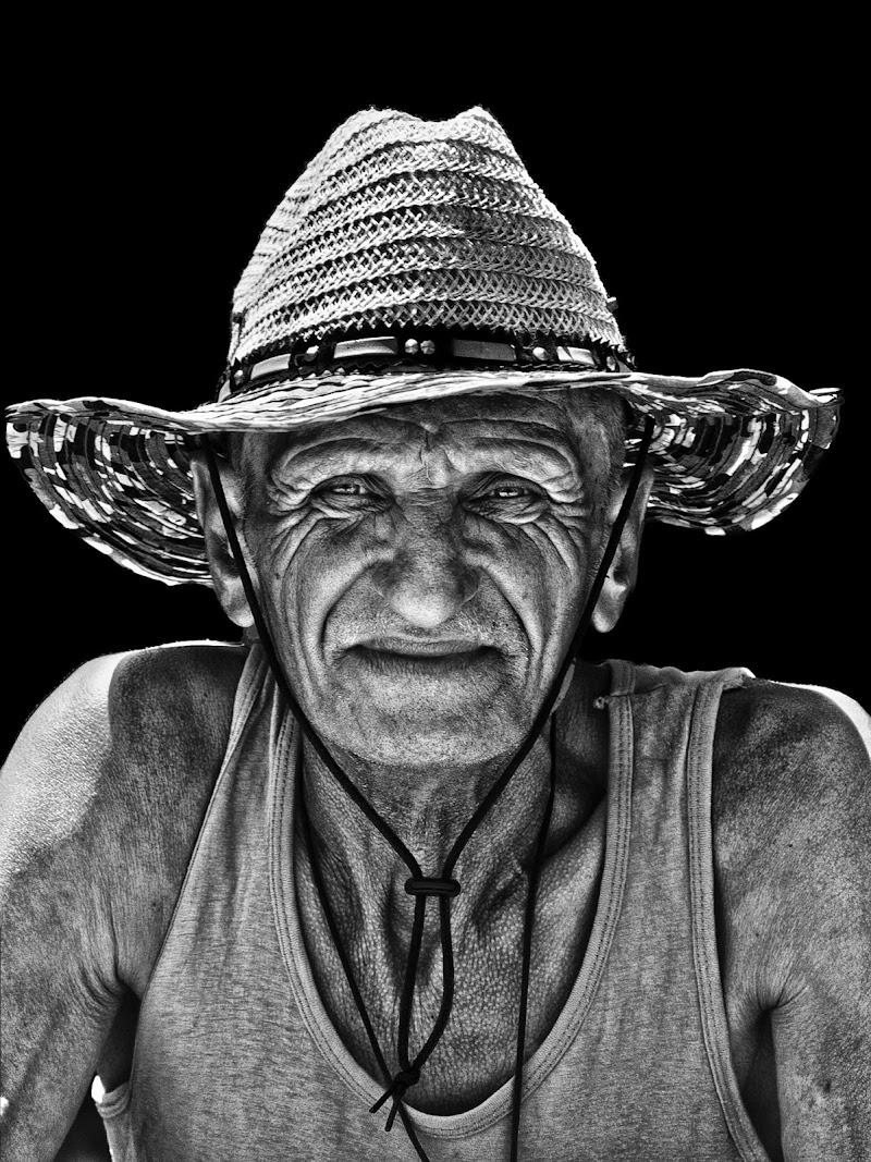 l'intensità di uno sguardo di Fiorenza Aldo Photo