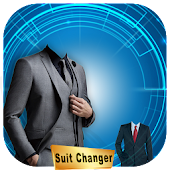 Men Formal and Casual Suit Photo Editor 2018
