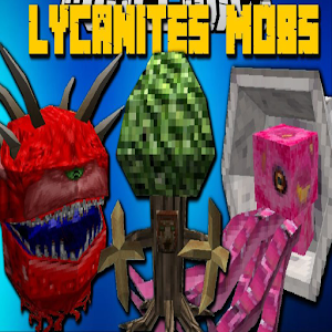 Download Lycanite's Mobs Mod for MCPE APK latest version game for