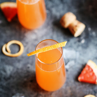 Grapefruit Aperol Sparkling Cocktail Recipe