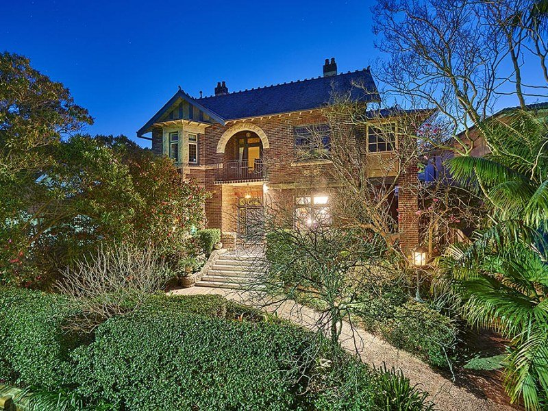 Lugano, 17 Victoria Square Ashfield, NSW 2131, sold for $4.4 million