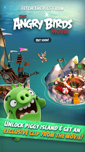 Angry Birds Action! screenshot 15
