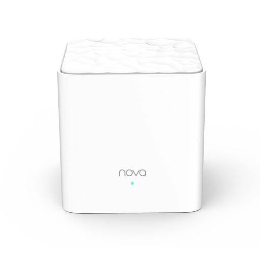 Thiết bị mạng/ Router Tenda NOVA MW3 (1 Pack) (Trắng)